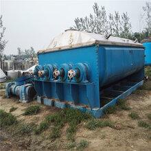 现货供应二手QJ10-120平方的不锈钢空心桨叶干燥机图片