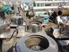 现货供应二手PSD800-1600型不锈钢平板吊袋离心机