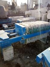 江北二手化工市场出售二手10-600平方隔膜压滤机图片