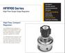 parkerveriflo调节器派克HFR900系列调节器