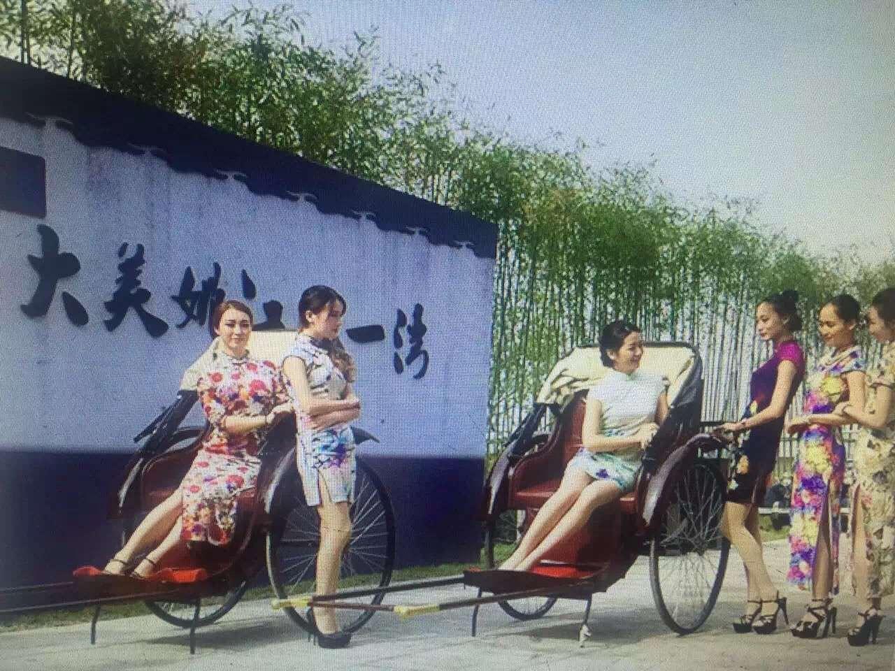 租老上海黄包车,出租老上海黄包车