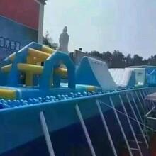 水上闯关设备水上娱乐大闯关竞技设备低价租售