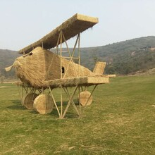 稻草人艺术展览设计制作稻草人费用各种造型租售
