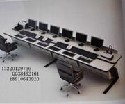 北京泰达专业定制监控操作台,调度台图片