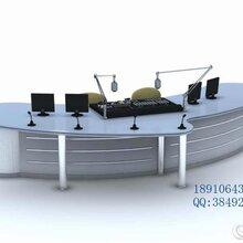 邯郸直播桌,播音桌,新闻桌,产品平面外表大方颜色可以任意搭配图片