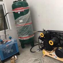 激光切割机配套专用空压机30-40公斤充气泵