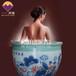 创新洗浴大缸景德镇陶瓷缸