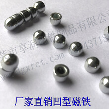 东莞享润厂家直销N35钕铁錋凹形磁铁东莞专业按图定做各种异形磁铁非标定做各种异形磁铁图片