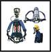 巴固C900正压式空气呼吸器SCBA105M消防呼吸器