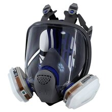 3MFF-401/FF-402/FF-403硅质全面型防护面罩图片