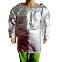 铝箔隔热反穿衣耐高温隔热大衣1000度高温防护服