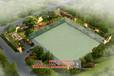 農村庭院別墅庭院農村院子改造設計效果圖景觀