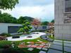 規劃休閑庭院小園林景觀假山鄉村別墅庭院設計
