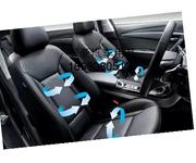 汉兰达汽车座椅改通风系统,专车专用汽车座椅通风系统图片