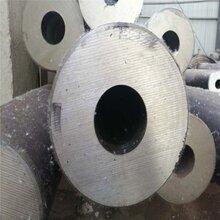 山东45#圆钢掏孔管厂家一支起订图片