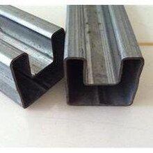 山东Q235凹形凹槽钢管生产基地图片