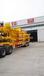 供应国内招标40英尺海关运输集装箱半挂车