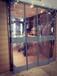 自吸式磁性透明软门帘、商场超市专用磁吸门帘、冬季棉