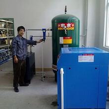 空壓機噪聲治理,空壓機降噪圖片