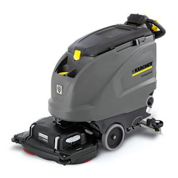 手推式紧凑型洗地吸干机BD50/50