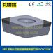 80度菱形CBN车刀片立方氮化硼精加工数控机夹可转位车刀CCGWFBK系列超精切削刀具