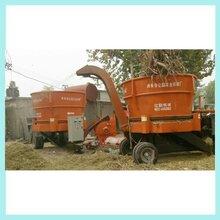 大型草捆粉碎机秸秆粉碎机旋切式草捆粉碎机厂家图片