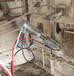 模擬信號輸出在線水泥廠窯尾煙室測溫儀