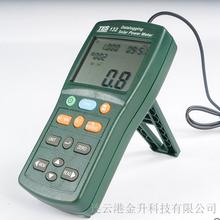 正品臺灣泰仕TES-132太陽能功率計照度儀高精度數顯手持照度計圖片