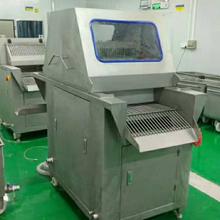 广州盐水注射机厂家高级进口配件盐水注射机84针图片