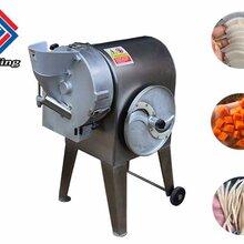 供应球茎类多功能切菜机,小型多功能自动切菜机,切菜机价格图片