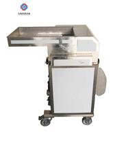 果脯切割机,不锈钢果脯切丁机,专业切果脯块机,木耳海带切丝机图片