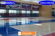 樟树市室内篮球场木地板,室内羽毛球地板