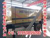 广东省深圳市徐工小型混凝土泵车工作起来真轻松