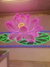 24v7灯3528LED软模组房地产楼体广告专用软LED模组图片