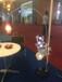 长治广东中山火花灯厂家批发商场天井LED不锈钢圆球火花吊灯厂家直销