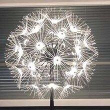 铭星灯饰户外LED芦苇灯仿真蒲公英路灯光纤芦苇灯