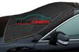 廠家直銷防雨防凍防霜雪遮陽前檔雪擋車半罩車衣車罩