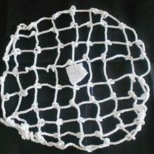 海口-圆形电力井防坠网通信井防护网孔径标准-聚乙烯材质安全网图片