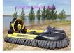 麗水水陸氣墊船任何環境都能行駛水陸多功能救援船圖文詳情