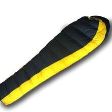 旷野户外可拼接成人深圳野营睡袋值班午休保暖棉睡袋