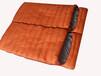 戶外爆款車載單雙人成人戶外睡袋情侶可拼接睡袋信封式加厚加寬野營睡袋