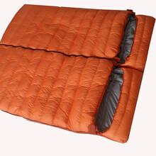 旷野户外露营野营/便携式睡袋睡袋内衬睡袋内胆可拆卸使用