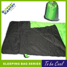 旷野户外成人睡袋旅行冬季野外露营保暖室内羽绒纯棉拼接旅行隔脏睡袋被