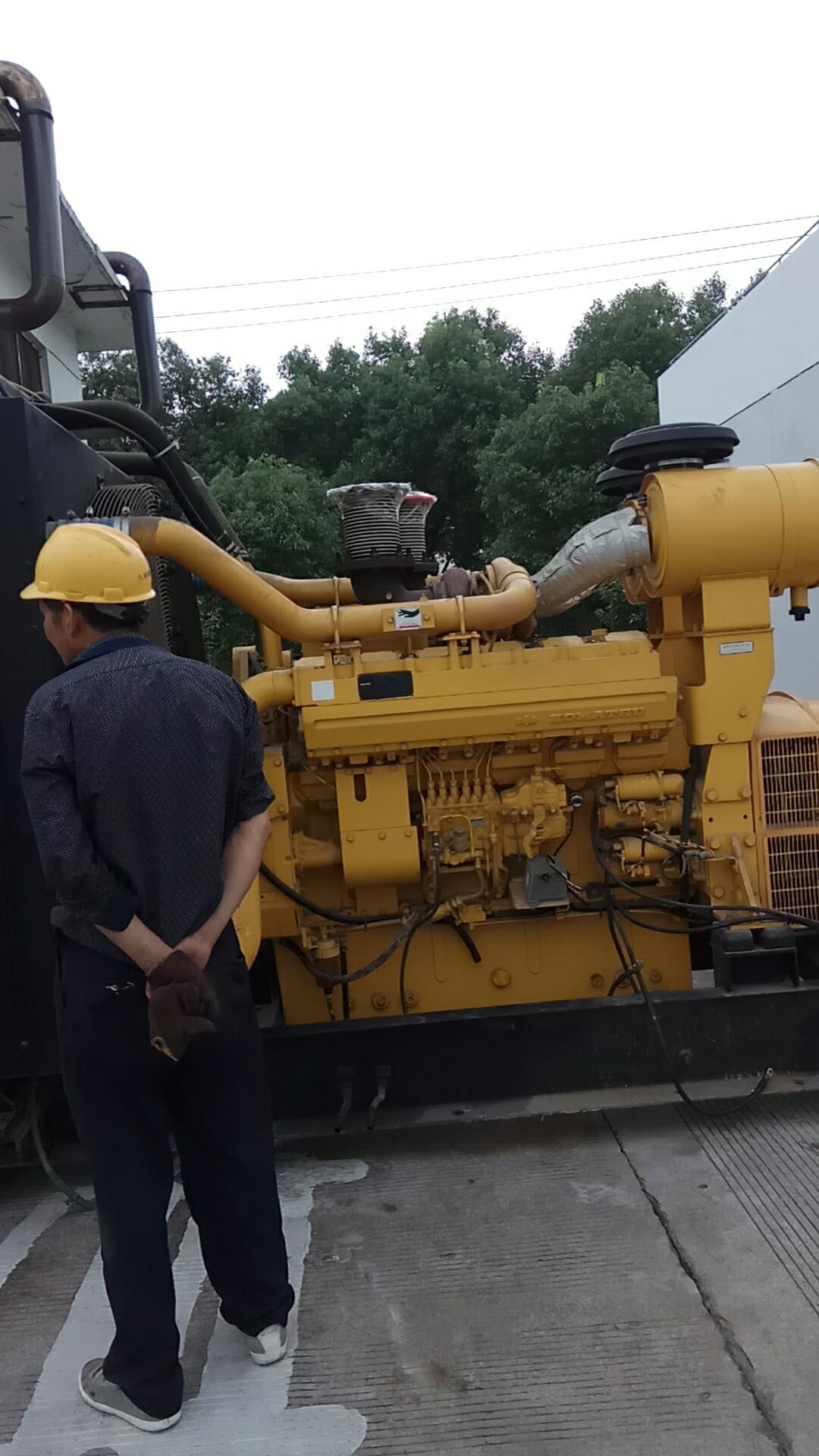上海发电机回收-上海回收发电机网站