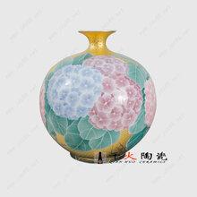 景德镇手绘陶瓷花瓶批发价格陶瓷花瓶批发厂家