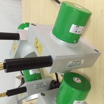 拉绳电子尺位移传感器的接线方式