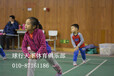 球行天下海淀首都体育馆青少年儿童羽毛球培训