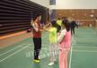 球行天下地坛安定门青少年儿童羽毛球培训