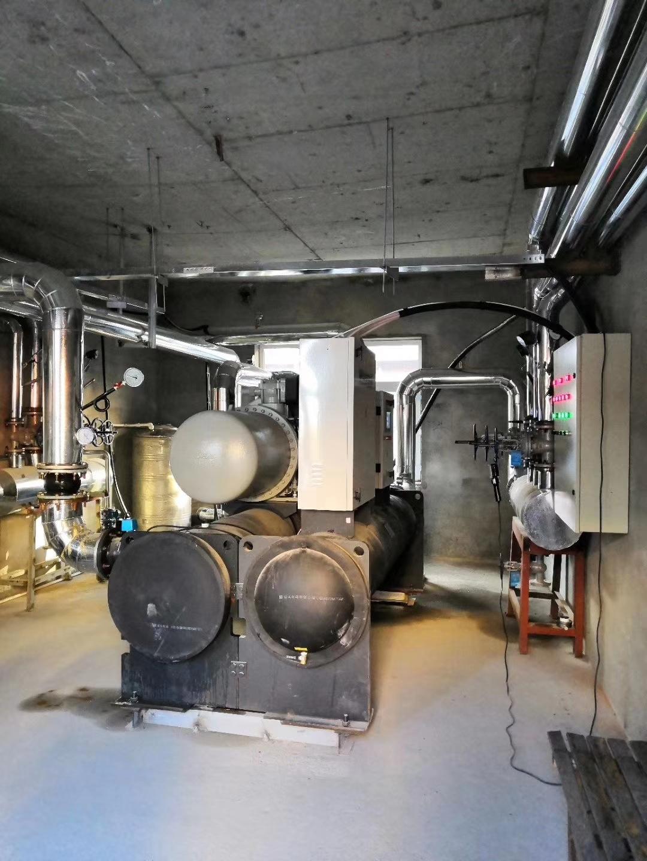 黑龙江水地源热泵厂家