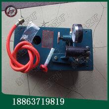 消防器材作压力测试用试压泵各种规格的手动试压泵管道试压泵图片